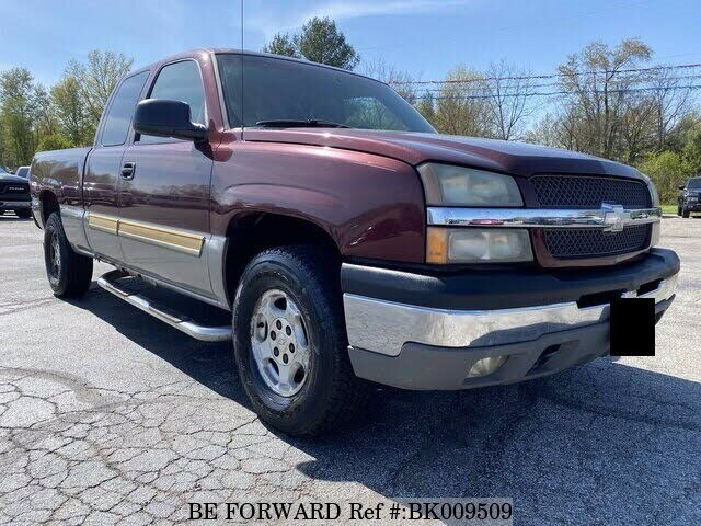 Used 2003 CHEVROLET SILVERADO BK009509 for Sale