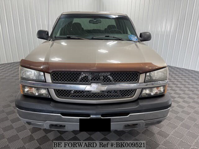 Used 2003 CHEVROLET SILVERADO BK009521 for Sale