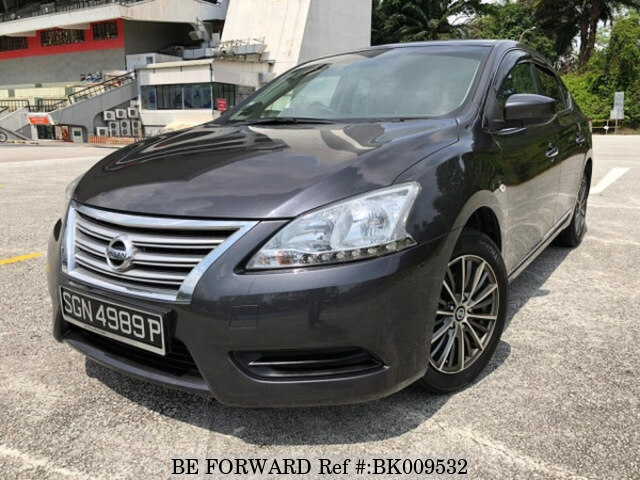 Used 2015 NISSAN SYLPHY BK009532 for Sale