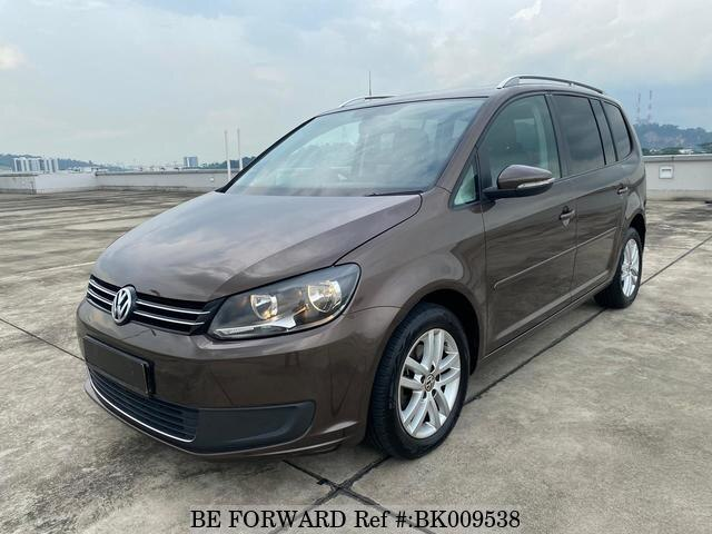 Used 2013 VOLKSWAGEN TOURAN BK009538 for Sale