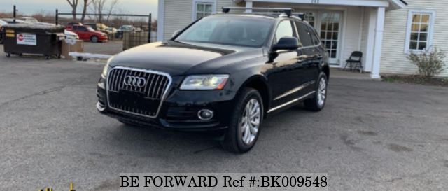 Used 2015 AUDI Q5 BK009548 for Sale