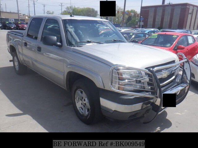 Used 2005 CHEVROLET SILVERADO BK009549 for Sale