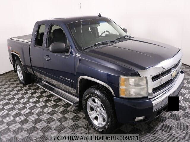 Used 2007 CHEVROLET SILVERADO BK009561 for Sale
