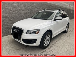 Used 2009 AUDI Q5 BK009576 for Sale