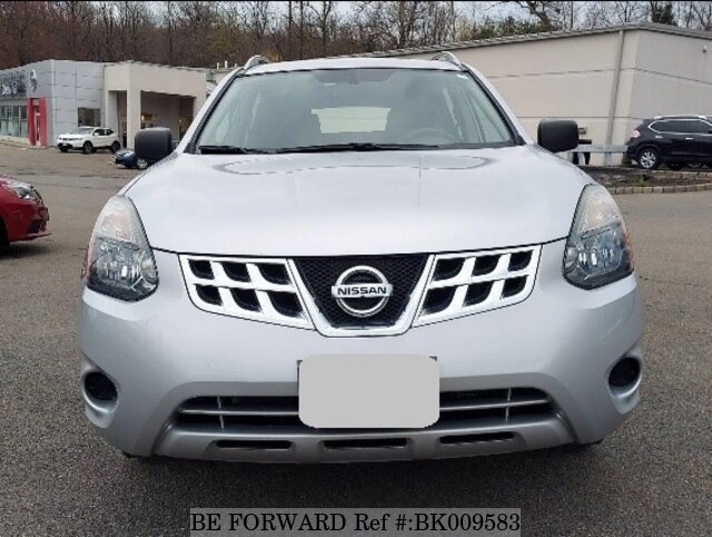 Used 2015 NISSAN ROGUE BK009583 for Sale