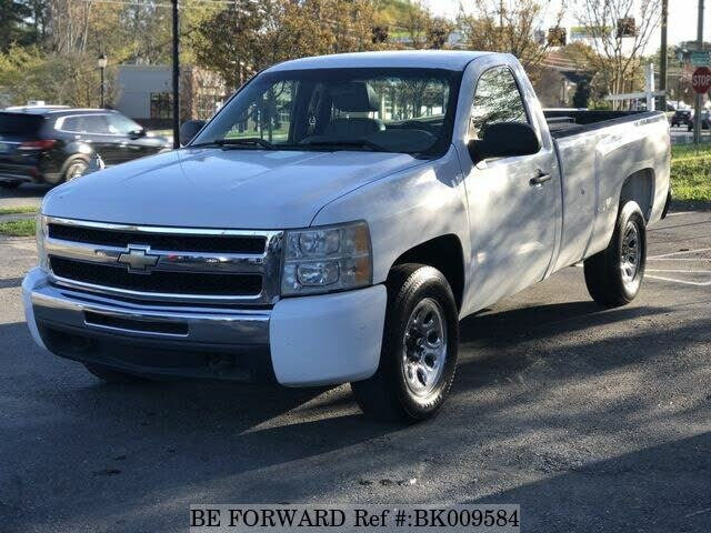 Used 2009 CHEVROLET SILVERADO BK009584 for Sale