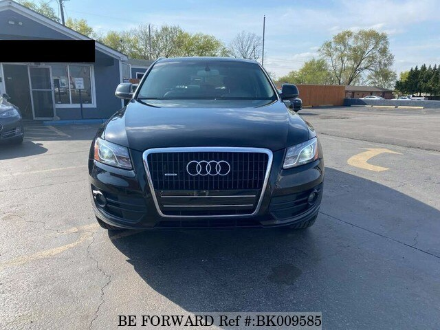 Used 2010 AUDI Q5 BK009585 for Sale
