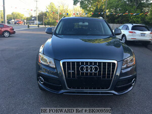 Used 2011 AUDI Q5 BK009592 for Sale
