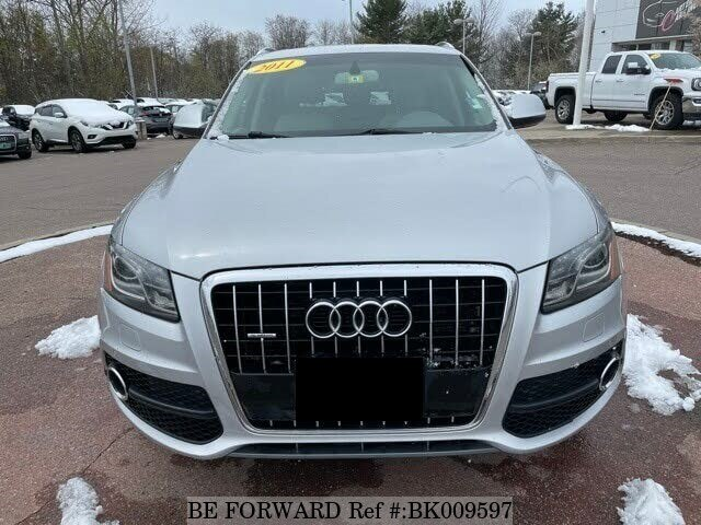 Used 2011 AUDI Q5 BK009597 for Sale