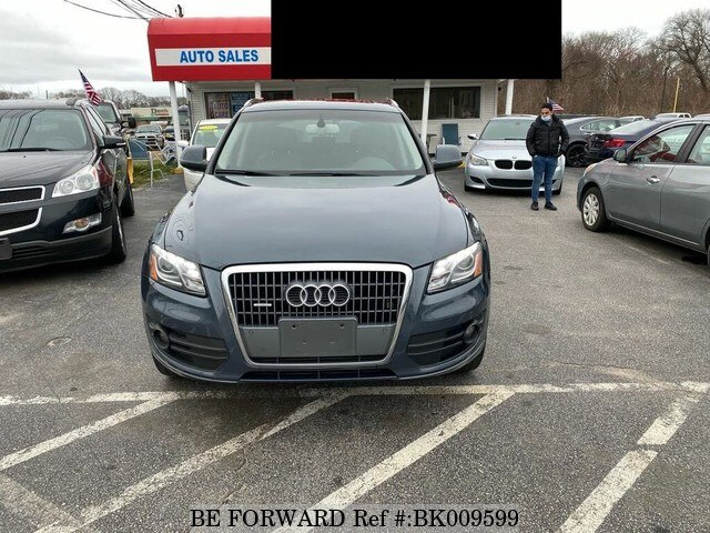 Used 2011 AUDI Q5 BK009599 for Sale