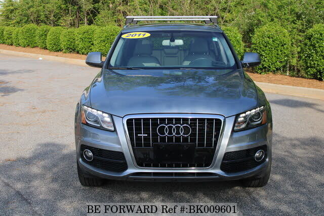 Used 2011 AUDI Q5 BK009601 for Sale