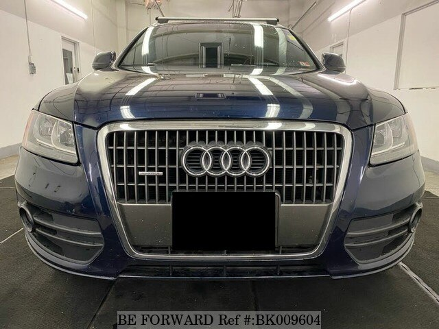 Used 2011 AUDI Q5 BK009604 for Sale