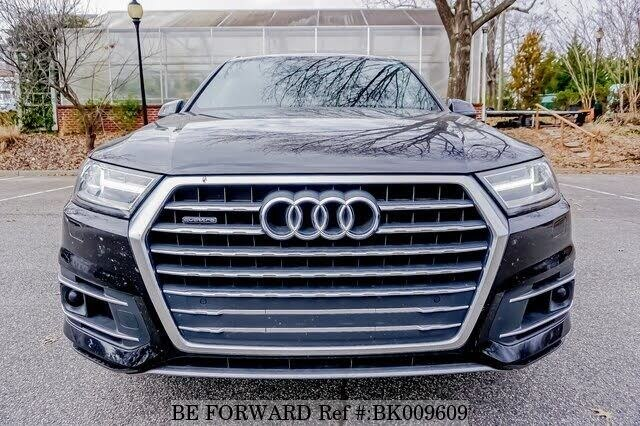 Used 2018 AUDI Q7 BK009609 for Sale
