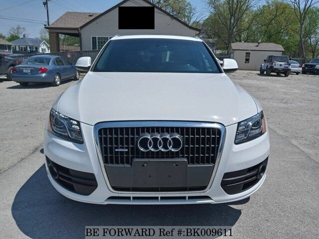Used 2011 AUDI Q5 BK009611 for Sale