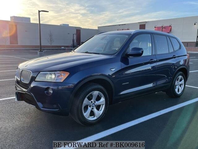 Used 2012 BMW X3 BK009616 for Sale