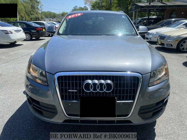 Used 2012 AUDI Q5 BK009619 for Sale