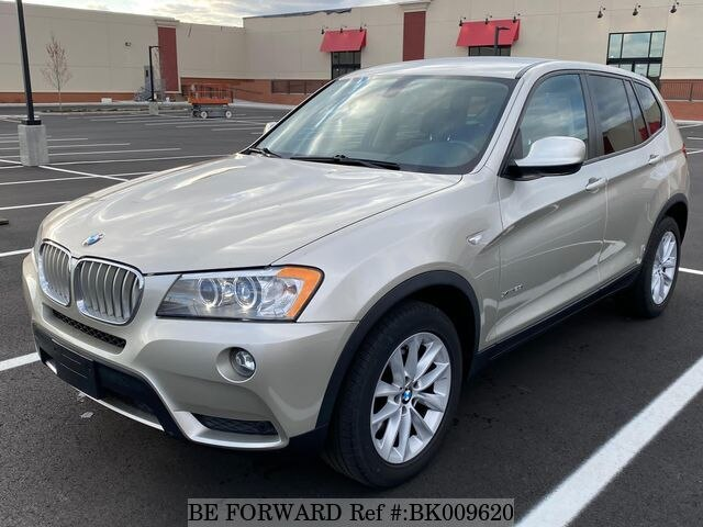 Used 2013 BMW X3 BK009620 for Sale