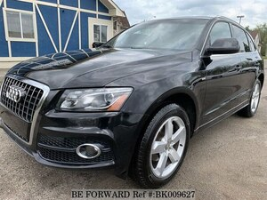 Used 2012 AUDI Q5 BK009627 for Sale