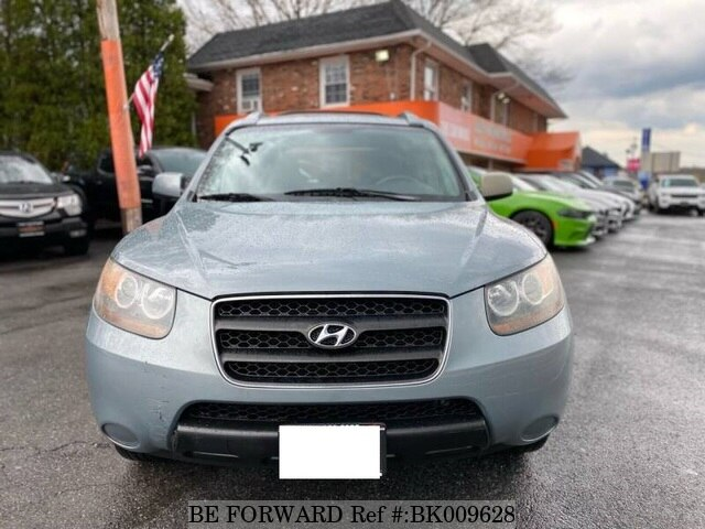 Used 2007 HYUNDAI SANTA FE BK009628 for Sale