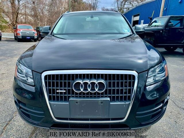 Used 2012 AUDI Q5 BK009630 for Sale