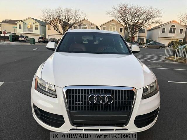 Used 2012 AUDI Q5 BK009634 for Sale