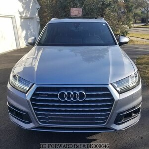 Used 2018 AUDI Q7 BK009646 for Sale