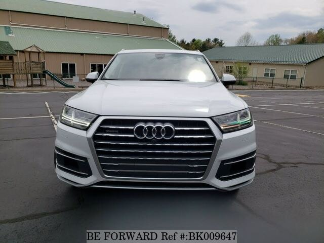 Used 2018 AUDI Q7 BK009647 for Sale