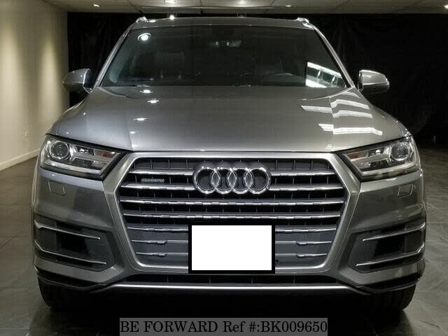 Used 2017 AUDI Q7 BK009650 for Sale
