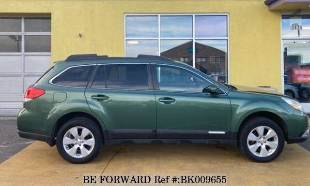 Used 2010 SUBARU OUTBACK BK009655 for Sale
