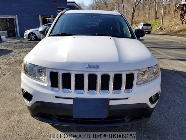 Used 2012 JEEP COMPASS BK009657 for Sale