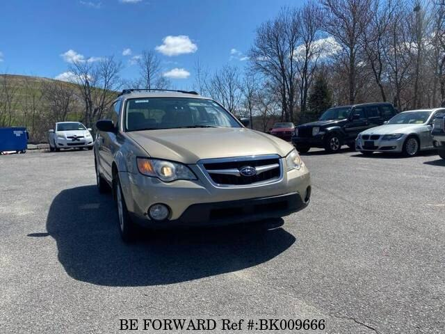 Used 2008 SUBARU OUTBACK BK009666 for Sale