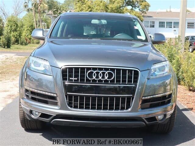 Used 2015 AUDI Q7 BK009667 for Sale