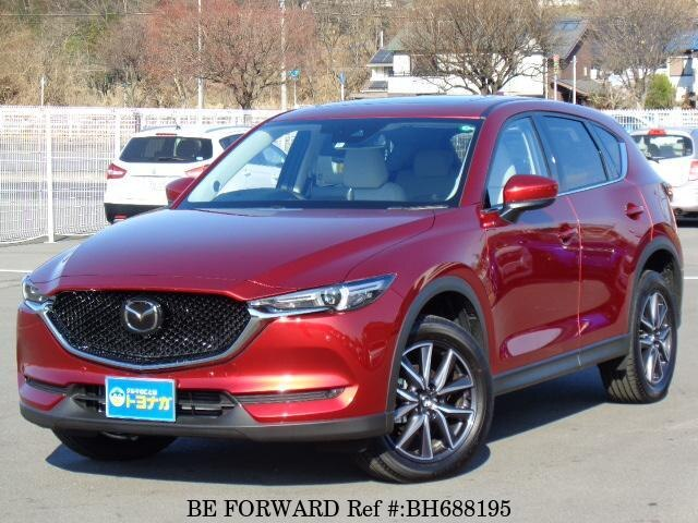 Used 2020 MAZDA CX-5 BH688195 for Sale