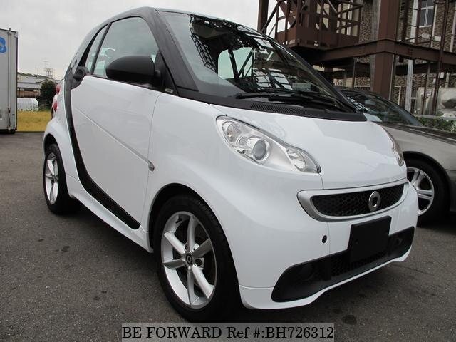Used 2012 SMART FORTWO BH726312 for Sale