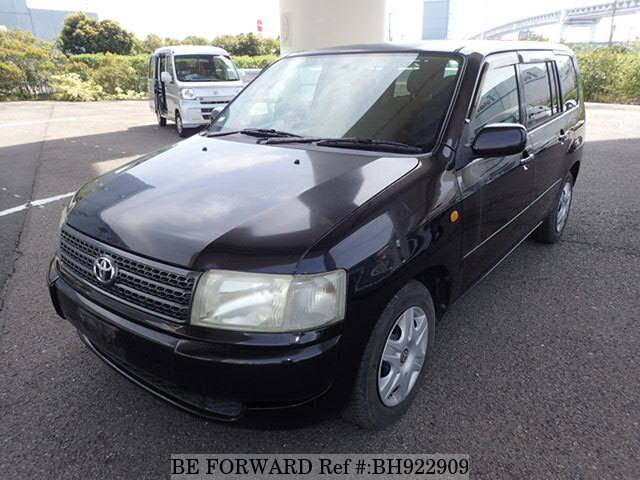 Used 2002 TOYOTA PROBOX WAGON BH922909 for Sale
