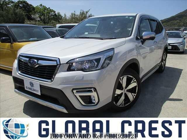 Used 2019 SUBARU FORESTER BH923121 for Sale