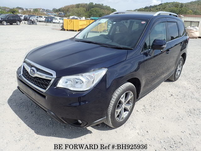 Used 2014 SUBARU FORESTER BH925936 for Sale