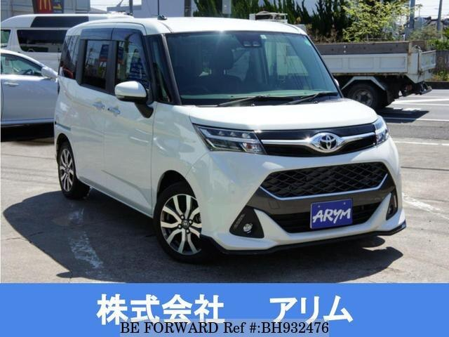 Used 2019 TOYOTA TANK BH932476 for Sale