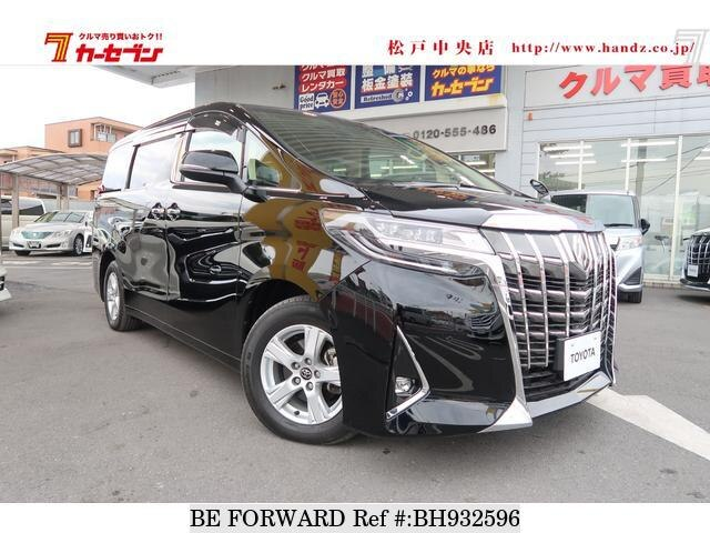 Used 2019 TOYOTA ALPHARD BH932596 for Sale