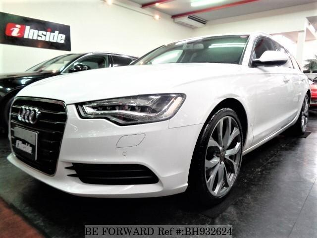 Used 2012 AUDI A6 BH932624 for Sale