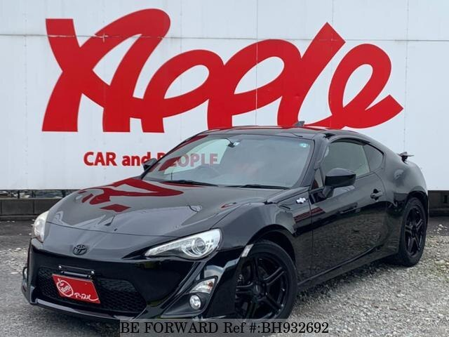 Used 2013 TOYOTA 86 BH932692 for Sale