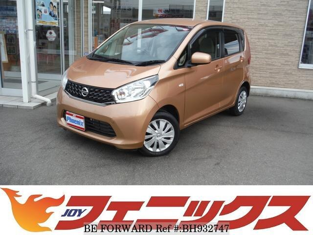 Used 2014 NISSAN DAYZ BH932747 for Sale