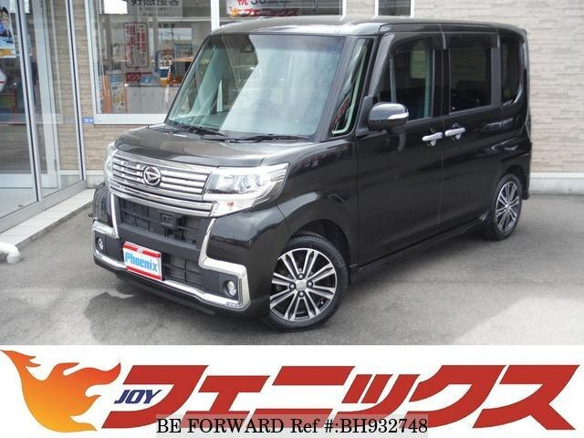 Used 2016 DAIHATSU TANTO BH932748 for Sale