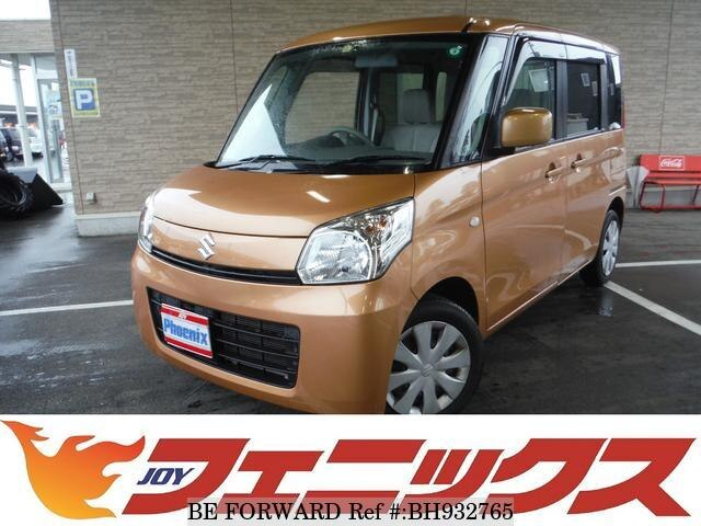 Used 2014 SUZUKI SPACIA BH932765 for Sale