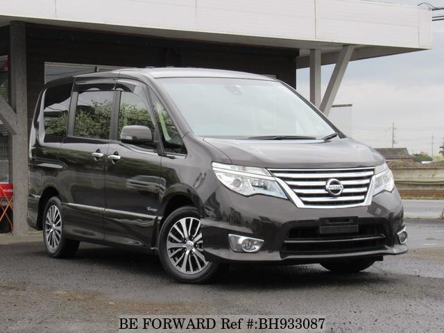 Used 2014 NISSAN SERENA BH933087 for Sale