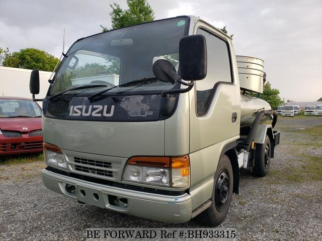 Used 1995 ISUZU ELF TRUCK BH933315 for Sale