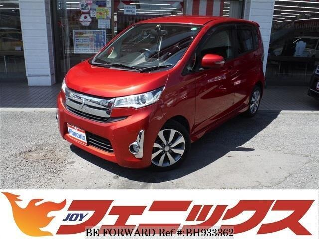 Used 2014 MITSUBISHI EK CUSTOM BH933362 for Sale