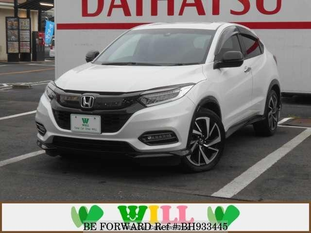 Used 2018 HONDA VEZEL BH933445 for Sale