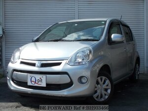 Used 2014 TOYOTA PASSO BH933466 for Sale