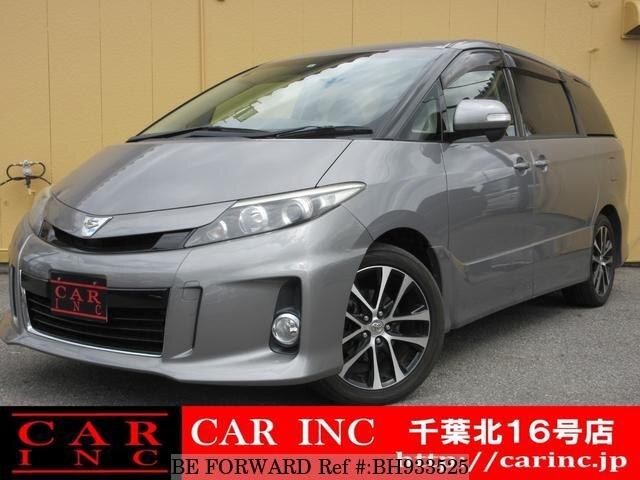 Used 2012 TOYOTA ESTIMA BH933525 for Sale